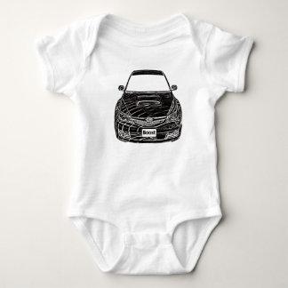 WTI Subaru-WRX Babybody