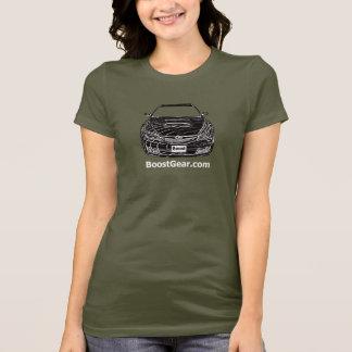 WTI-T - Shirt der Damen-Subaru WRX