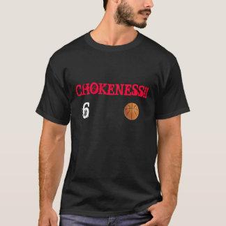 wtinesses nba lebron miam Hitze-Basketball mavs T-Shirt
