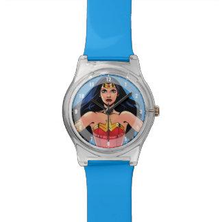 Wunder-Frau - Kampf für Frieden Uhren