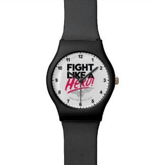 Wunder-Frau - Kampf wie ein Held Handuhr
