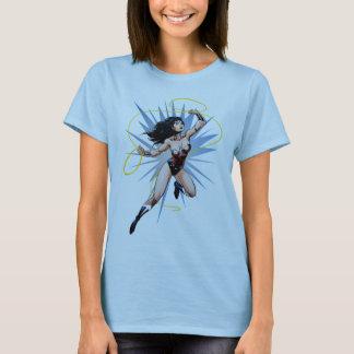 Wunder-Frau u. Lasso der Wahrheit T-Shirt