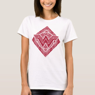 Wunder-Frauen-amazonisches Symbol T-Shirt
