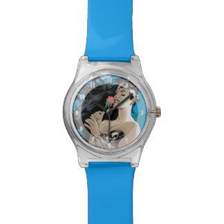 Wunder-Frauen-Comic-Abdeckung #178 Armbanduhr