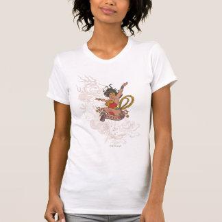 Wunder-Frauen-Göttin T-Shirt