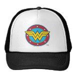 Wunder-Frauen-Kreis u. Stern-Logo Baseballkappen