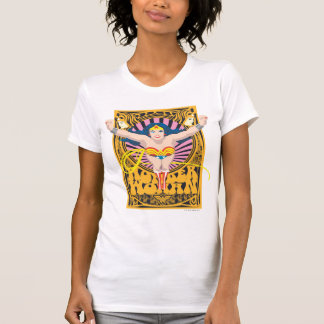 Wunder-Frauen-Plakat T-Shirt