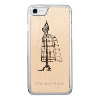 """""""Wunder-Welt"""" - Kleiderform Carved iPhone 8/7 Hülle"""
