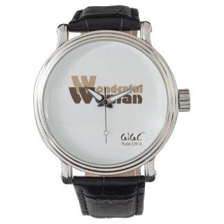Wunderbare Frau Uhr