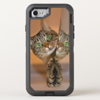 Wunderbare Katze OtterBox Defender iPhone 8/7 Hülle