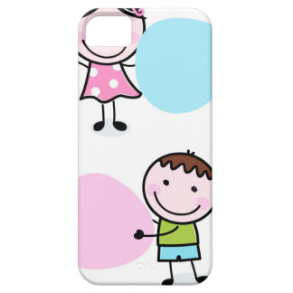 Wunderbare kleine Kinder/kreative T - Shirts iPhone 5 Etuis