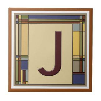 Wunderbare Künste u. Handwerks-geometrische Keramikfliese