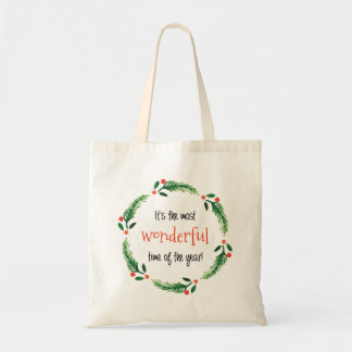 Wunderbare WeihnachtsTaschen-Tasche der Tragetasche