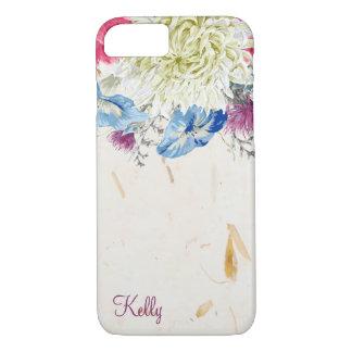 Wunderbare Wildblumen kundenspezifischer iPhone 7 iPhone 8/7 Hülle