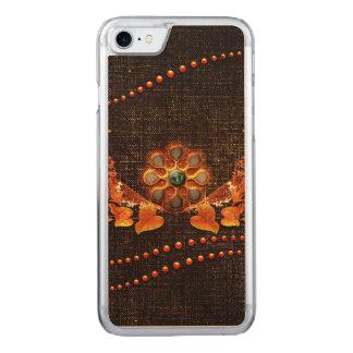 Wunderbarer dekorativer Entwurf Carved iPhone 8/7 Hülle