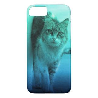Wunderbares Katze kaum dort iPhone 7 Hüllen