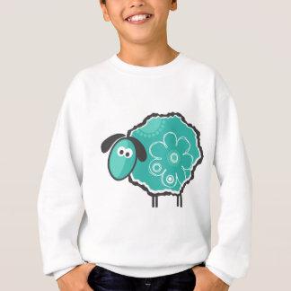 Wunderliche Schafe Sweatshirt