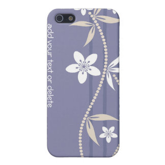 Wunderlicher Garten-Lavendel I iPhone 5 Etui