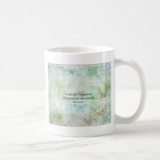 Wunderlicher Zitat Jane Austens Stolz und Tasse