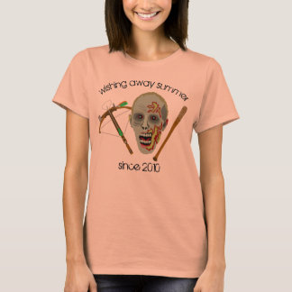 Wünschender wegsommer-Spaß des T-Shirt