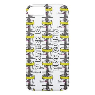 Würde ich eher Disc golfin Iphone Telefonkasten iPhone 7 Hülle