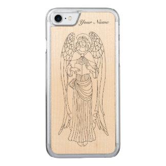 Würdevoll, schmückte Eleborately Carved iPhone 7 Hülle