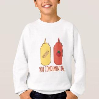 Würze ich sweatshirt