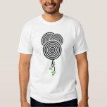 Wurzelkreise_2f T-shirts