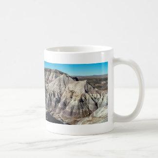 Wüsten-blaue MESA-Ödland-Berge Kaffeetasse