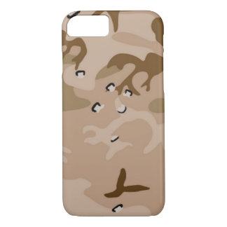 Wüsten-Camouflage iPhone 7 Hülle