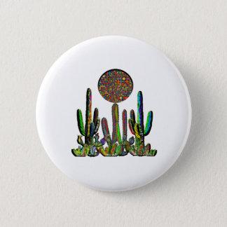 Wüsten-Disco Runder Button 5,1 Cm