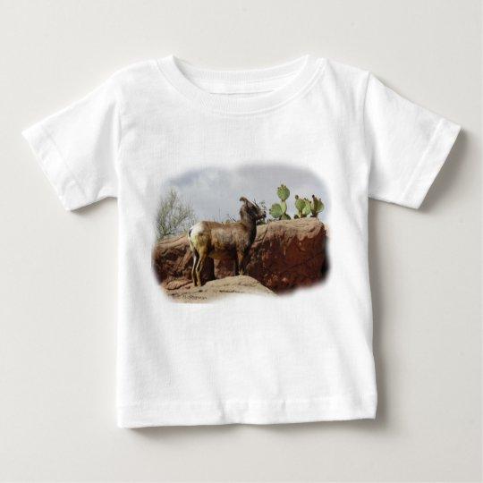 Wüsten-Gebirgsziege Baby T-shirt