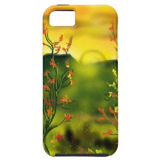 Wüsten-Sonnenuntergang IPhone 5 Abdeckung iPhone 5 Hülle