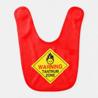 Wutanfall-Zone Babylätzchen