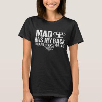 Wütend hat meine Rückseite T-Shirt
