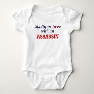 Wütend in der Liebe mit einem Meuchelmörder Baby Strampler