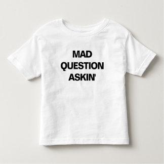 Wütende Frage Askin (Kleinkind-T - Shirt) Kleinkind T-shirt