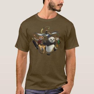 Wütende fünf T-Shirt