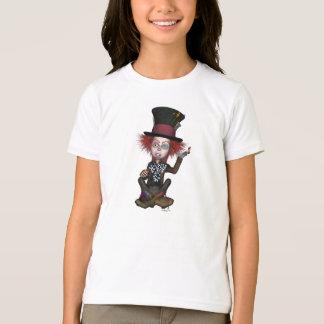 Wütende Hutmacher-T - Shirts