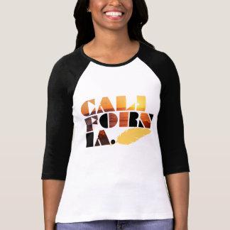 Wütendes Cali DOS T-Shirt