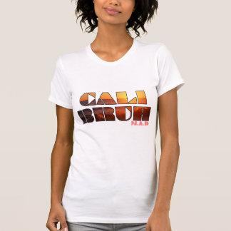 Wütendes Cali. T-Shirt