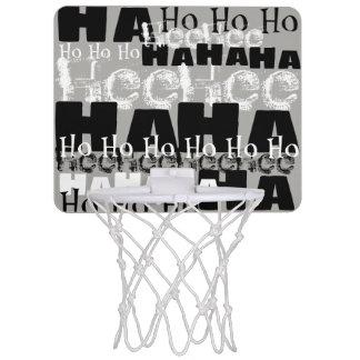 Wütendes Gelächter Mini Basketball Ring