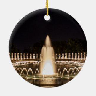 WWII Denkmal-Verzierung Keramik Ornament