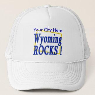 Wyoming-Felsen! Truckerkappe