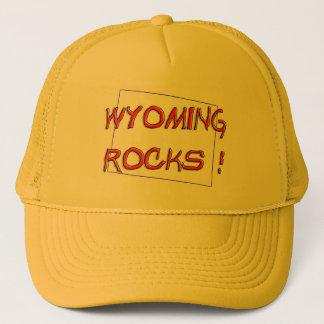 Wyoming-FELSEN Truckerkappe