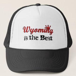 Wyoming ist das Beste Truckerkappe