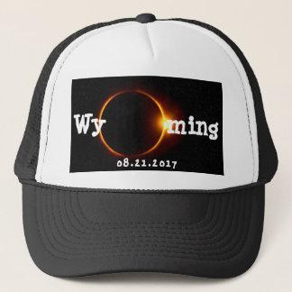 Wyoming-Sonnenfinsternis Truckerkappe