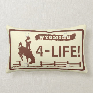 Wyoming-Teller Kissen
