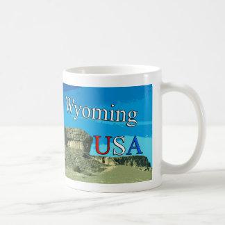 Wyoming USA 11 Unze-Reise-Tasse Tasse