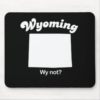 Wyoming - Wy nicht T - Shirt Mousepads